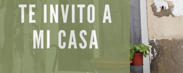 """""""TE INVITO A MI CASA"""""""